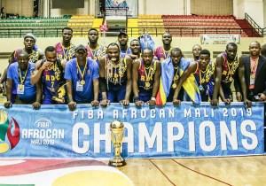 Basket-AfroCAN : une caravane pour accueillir les champions ce lundi à Kinshasa