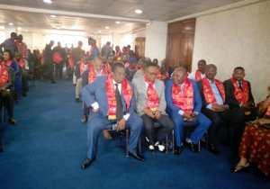 Bahati Lukwebo convoque une réunion de crise pour resserrer le rang de AFDC-A