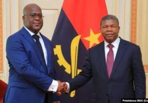 Diplomatie : F. Tshisekedi attendu à Luanda pour une quadripartite avec Lourenço, Kagame et Museveni