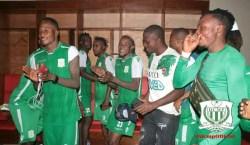 CAF-C2 : DCMP passe en 16e de finale, Maniema Union éliminée !