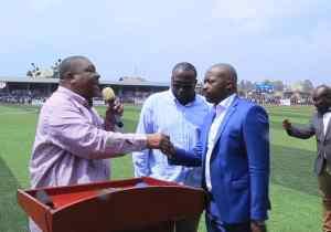 RDC/Bukavu : le stade de la Concorde réhabilité, Prince Chokola satisfait