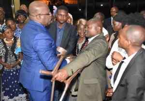 RDC : le gouvernement ILUNGA aura un ministère en charge des personnes vivant avec handicap