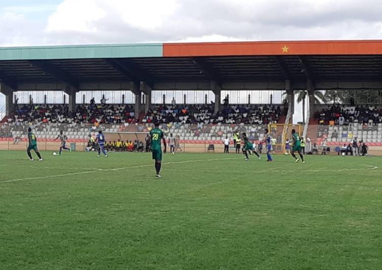 CAF-C1 : V.Club arrache un nul au Cameroun