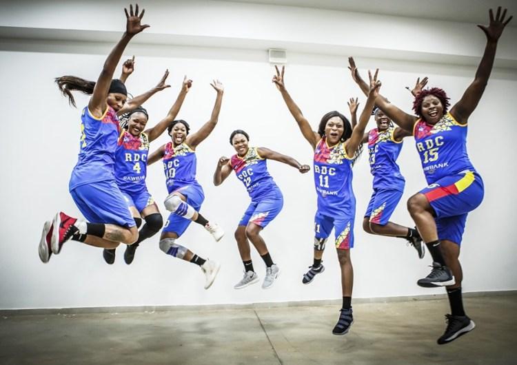 Afrobasket-Dames Dakar 2019 : la RDC cartonne et file en quart de finale