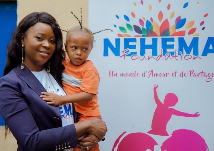 «Sourire pour Tous» ou l'appel de Nehema Foundation en faveur des orphelins