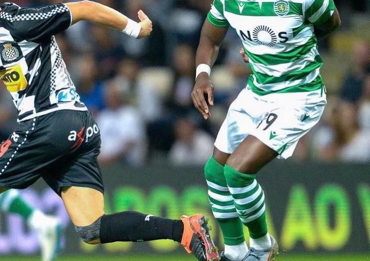 Premiers pas de Bolasie avec Sporting club de Portugal