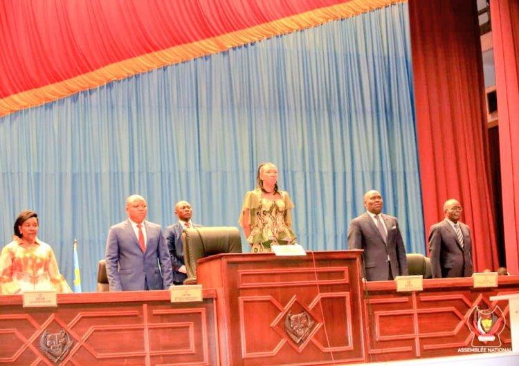 RDC/Assemblée nationale : défis et attentes de la première session ordinaire sous Tshisekedi