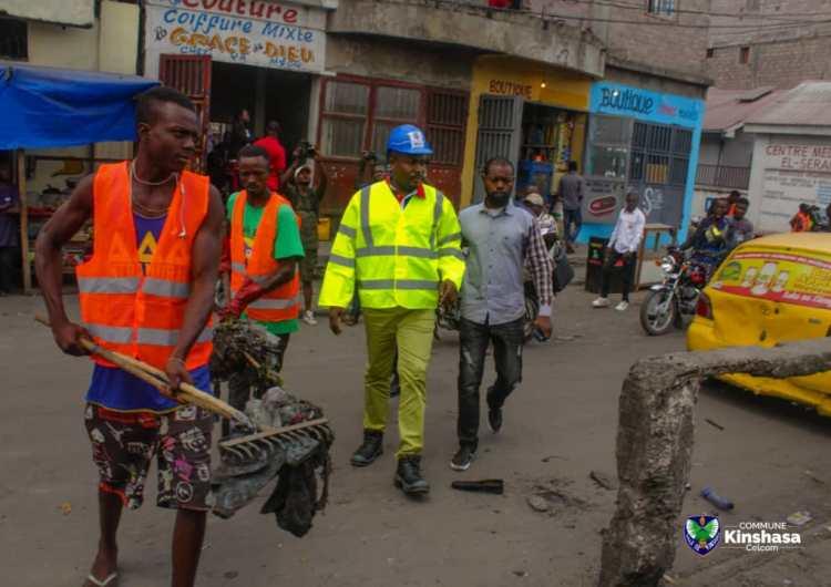 "Kinshasa : Gentiny Ngobila lance officiellement ""Kin-Bopeto"" le 28 septembre prochain"