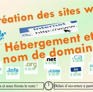 Nos solutions web
