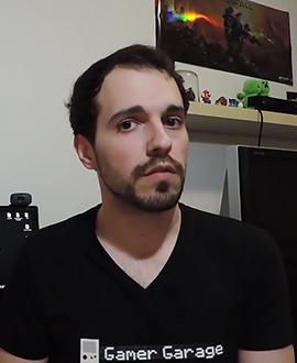 Canal de YouTube Gamer Garage