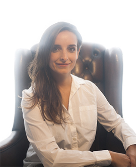 Teresa Sanchez Herrera. Ponente del 5º Congreso Ecommaster en representación de Retail Rocket.