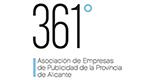 Logo Asociación Empresas de Publicidad Alicante 360