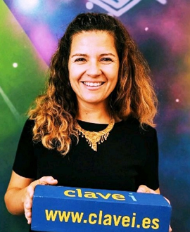 Rosa Gimenez – Responsable de Marketing en Clavei (Clave Informática S.L.)