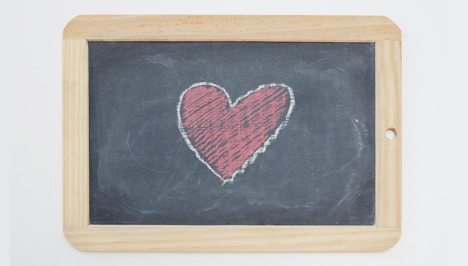 El amor está en la base del trabajo de un profesor