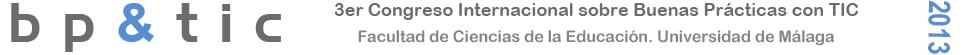 3er Congreso Internacional sobre Buenas Prácticas con TIC