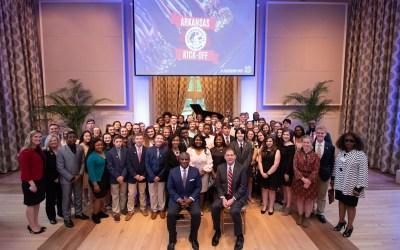 Congressional Award Arkansas Kick-Off Held in Little Rock