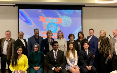 Congress Honors Youth Leaders at Congressional Award Nevada Luncheon