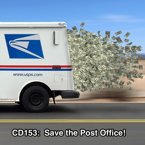 CD153: Save the Post Office!