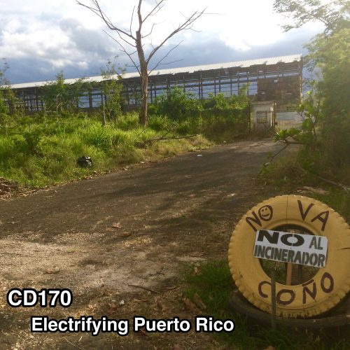CD170: Electrifying Puerto Rico