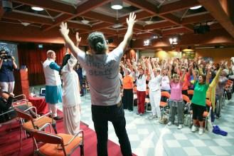 Congresso Italiano Yoga della Risata
