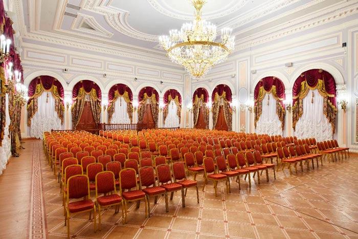Отель Таллион Империал - Конференц зал Империал, 351 м2
