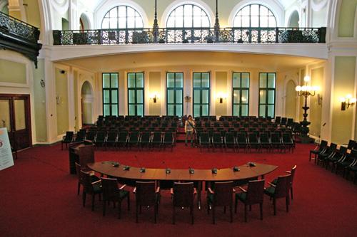 Правительство Москвы - Большой конгресс зал