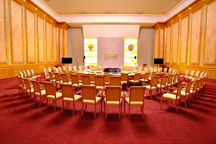 Конгресс холл - Зал заседания, 409 м2