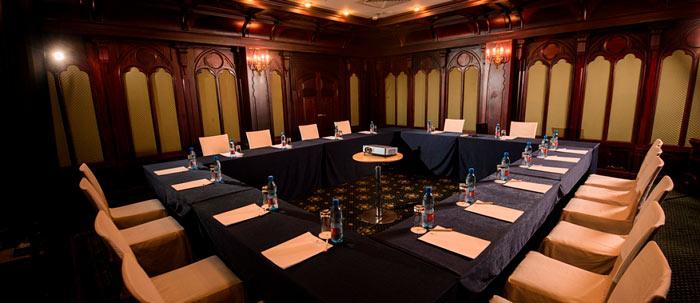 Гостиница Амбассадор - Конференц зал Премьер, 50 м2
