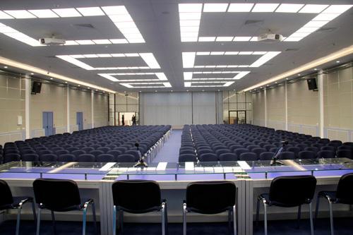ЦВК Экспоцентр - Синий зал, 630 м2