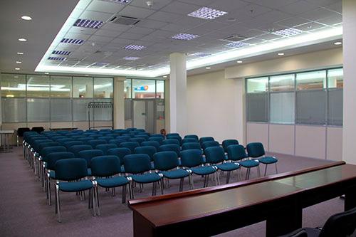ЦВК Экспоцентр - Зал семинаров №3, 122 м2