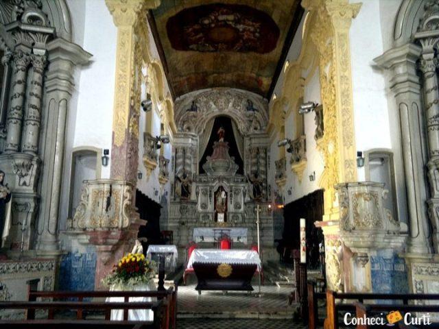 Igreja Nossa Senhora do Carmo de João Pessoa, Paraíba.