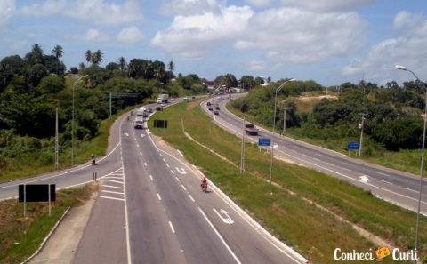 BR101- trecho Natal - Paraíba