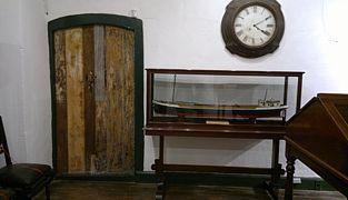 Museu Municipal Dr. Bautista Rebuffo - Colonia del Sacramento. Uruguai