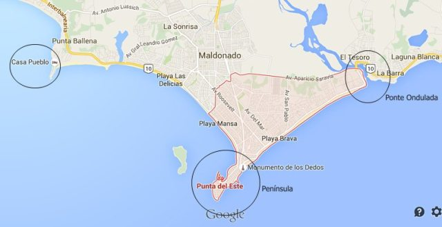 Uruguai - Punta