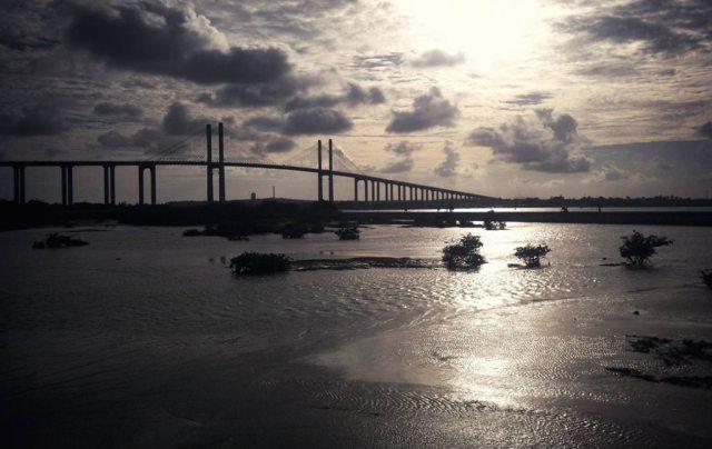 Ponte estaiada Newton Navarro, Natal – RN
