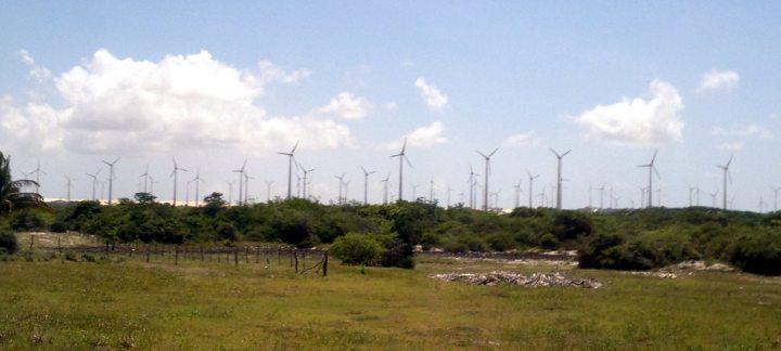 Parque Eólico - RN