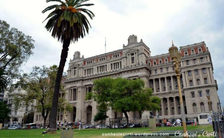 Buenos Aires, Palacio de Justicia