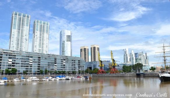 Buenos Aires, Puerto Madero.