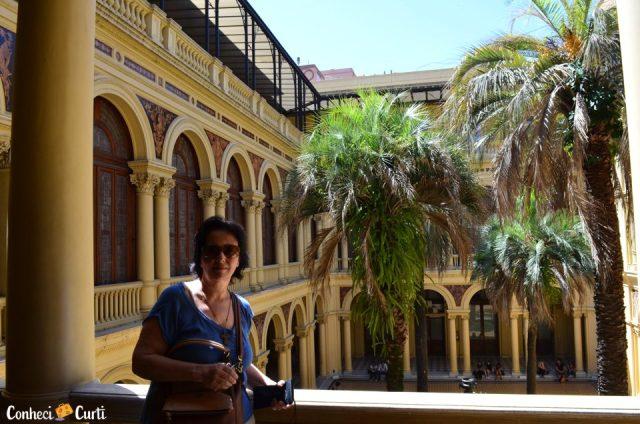 Casa Rosada, Patio de Honor