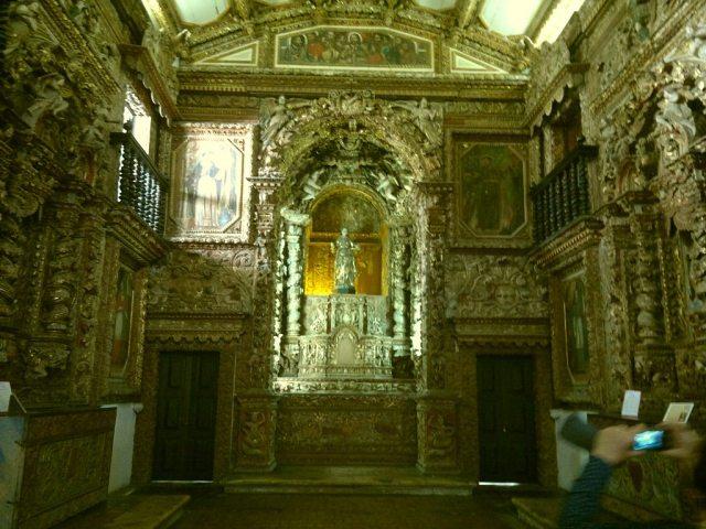 Capela Dourada da Igreja de São Francisco