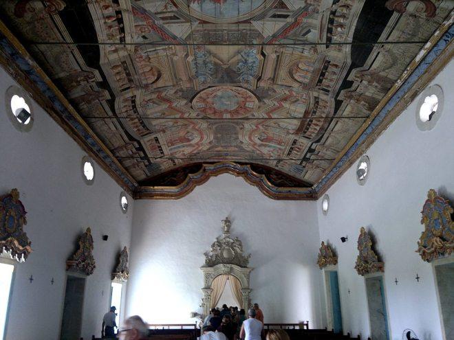 A Capela da Ordem Terceira – Igreja de São Francisco.