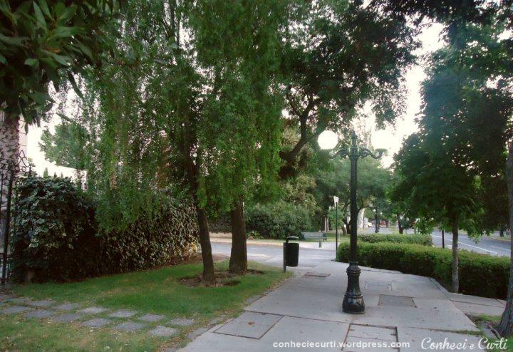 Rua Pedro de Valdívia - Santiago