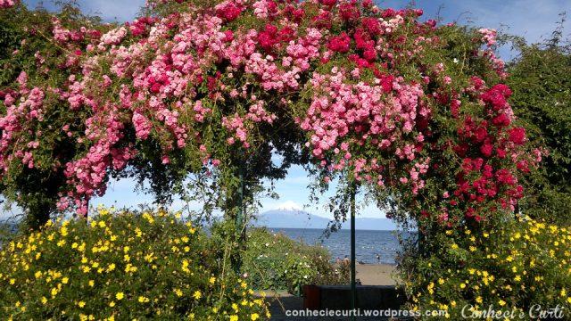 Frutillar, região dos lagos, Chile