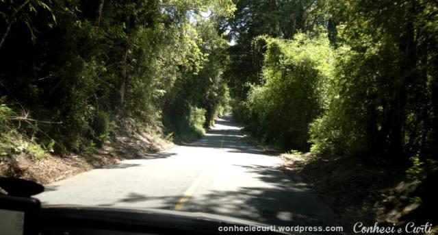 Volcan Osorno Chile estrada