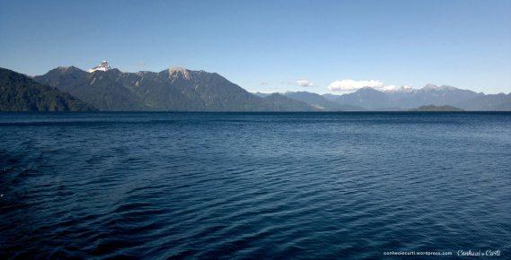 Lago Todos los Santos e Saltos de Petrohué