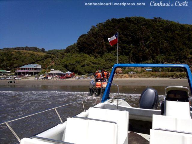 pinguineras-Punihuil-Chiloe-Chile-barco
