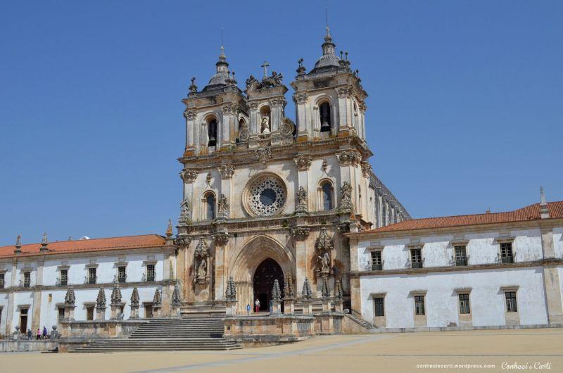 Mosteiro de Alcobaça, Portugal - onde estão sepultados D. Pedro e Inês de Castro