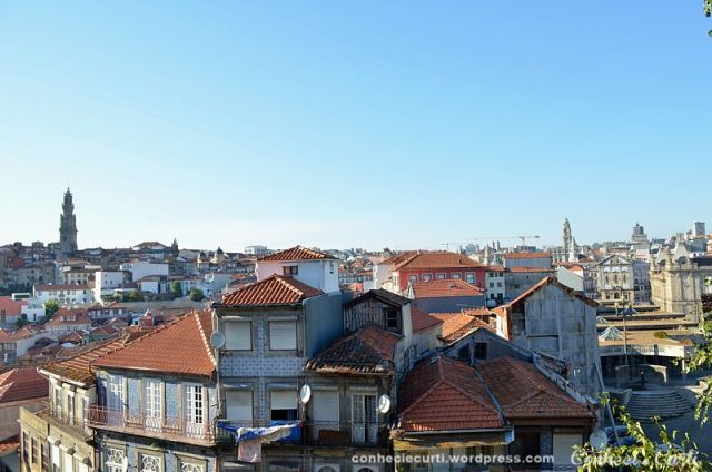 Cidade do Porto, Portugal. Foto: Mary