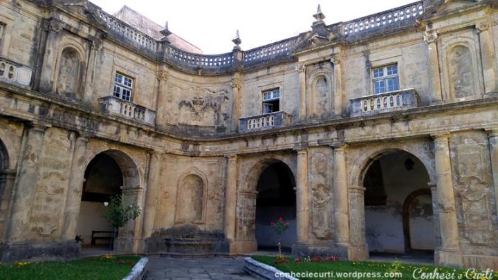 Claustro do Mosteiro de Santa Clara-a-Nova, Coimbra