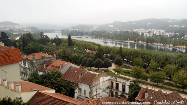Coimbra e o Rio Mondego